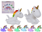 Unicorn Night Light with Colour Changing LED