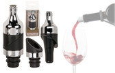 2 in 1 Wine Bottle Topper and Pourer
