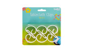 Tablecloth clips - Pack of 6