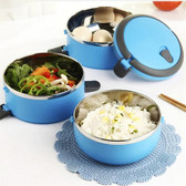 Lunch Box With 3 Compartments