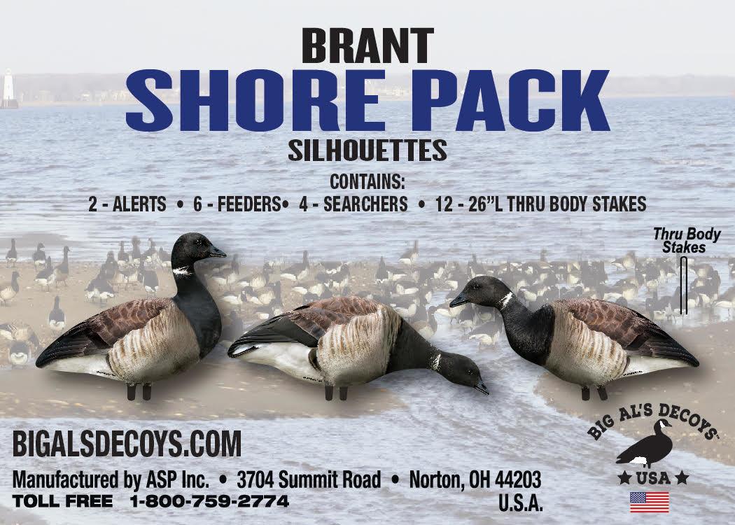 Brant Shore Pack