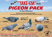 Pigeon Pack Decoys