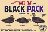 Black Duck Decoy Pack