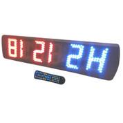 CROSSFIT DIGITAL WALL TIMER CLOCK MMA/TABATA/CROSSFIT/CIRCUITS TRAINING INTERVAL