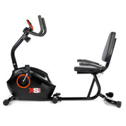 XS Sports Magnetic Recumbent Exercise Bike