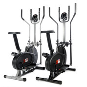 Elliptical Cross Trainer Exercise Bike