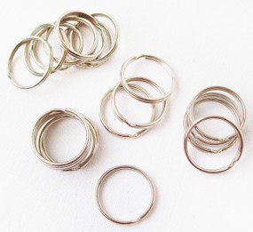 100 23mm Split Rings