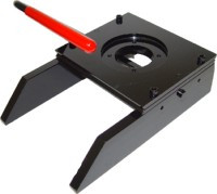 """3.5"""" Tecre Graphic Punch for 3-1/2 Inch Size Buttons Model #4000"""