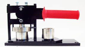 "1.25"" Tecre Model #125 FABRIC  Button Maker Machine for 1-1/4"" Buttons-FREE SHIPPING"