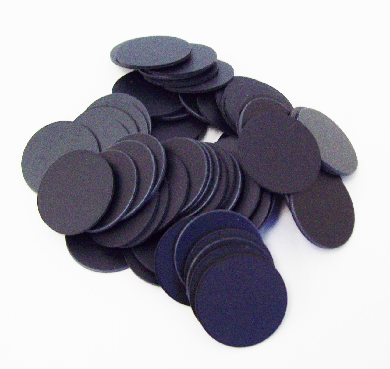 Plastic Flat Back Discs ONLY for 1