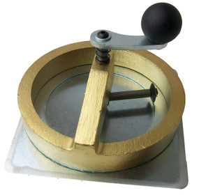 "3.5"" Button Boy Fixed Rotary Cutter for making 3.5 Inch Buttons - Cut Size is 4""-FREE SHIPPING"