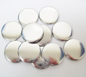 "Shells ONLY for 1-1/4 Inch ( 1.25"" ) Tecre Buttons - 100 pcs"