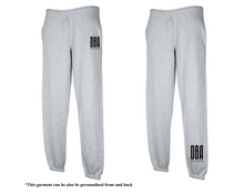 'DBA' Unisex Tracksuit- (Closed hem)