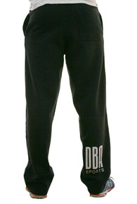 'DBA' Unisex Tracksuit Bottoms - (Open Hem)