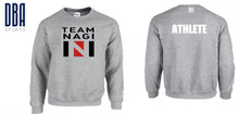 'TEAM NAGI' Unisex Sweatshirt