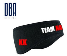 'TEAM NAGI' Personalised Fleece Headbands