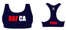 'RAF CA' Sports Bra (Personalised)
