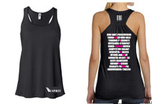 'I AM A STRONG ROWER' Tank