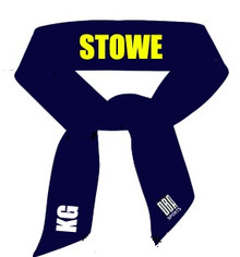 'STOWE' Personalised NEW Tie Headband