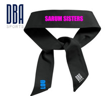'SARUM SISTERS' NEW Tie Headband