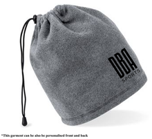 'DBA' Snood / Hat Combo