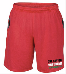 'KENYA LACROSSE' Mens Performance Shorts