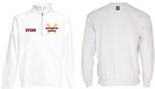 'SOUTHAMPTON UNIVERSITY' 1/4 Zip Jumper