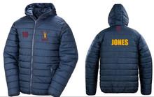 'SOUTHAMPTON UNIVERSITY' Puffa Jacket