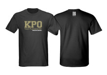 'KPO Keep Plodding On' T-Shirt