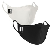 'DBA LOGO' Reusable Face Mask