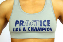 PRACTICE LIKE A CHAMPION - FRONT