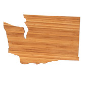 Washington State Shaped Cutting Boards
