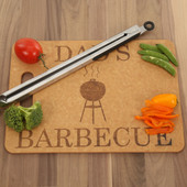 Dad's BBQ High Temp Cutting Board