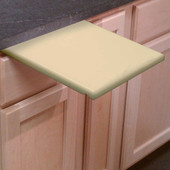 """1/2"""" Tan Poly Pull Out Cutting Board (TPCB12-PO)"""