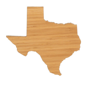 texas state shaped bamboo cutting boards a cut above the rest bamboo. Black Bedroom Furniture Sets. Home Design Ideas