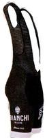 Bianchi Milano Tambre Black Charcoal Bib Shorts