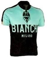 Bianchi Milano Nalon Green Black  Jersey