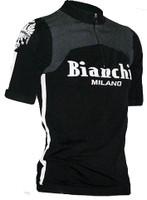 Bianchi Milano Eido Seamless Black Jersey