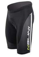 Nalini Sinello Black Fluorescent Waist Shorts