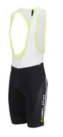 Nalini Sinello Black Fluorescent Bib Shorts