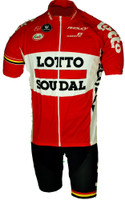 2015 Lotto Soudal FZ Jersey Front
