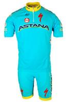 2015 Astana HZ Jersey Front