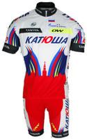 2015 Katusha HZ Jersey Front