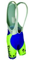 2015 Tinkoff Saxo Body Fit Pro Bib Shorts Front