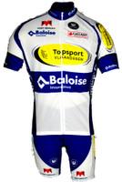 2015 Topsport Vlaanderen FZ Jersey Front