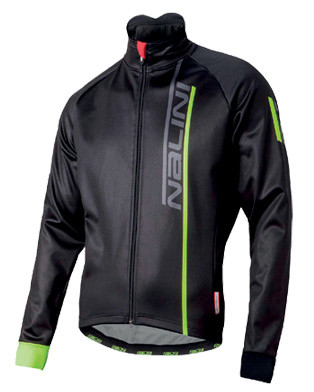 Nalini Xwarm Thermo Wind Resistant Black Fluo Jacket