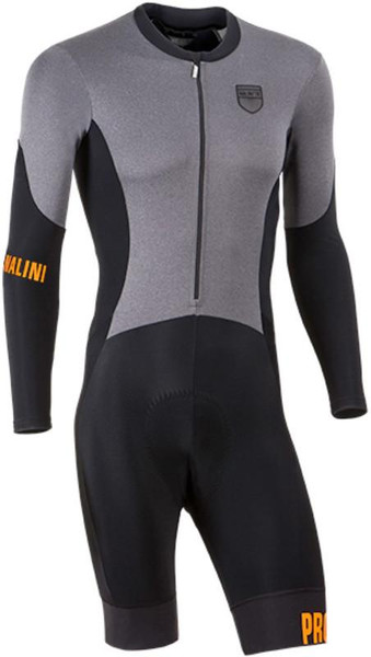 Nalini Blu Longsleeve Thermal Skin Suit Front