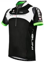 Nalini Valico Ti Black Green Jersey
