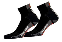 Nalini Palustris Black Socks