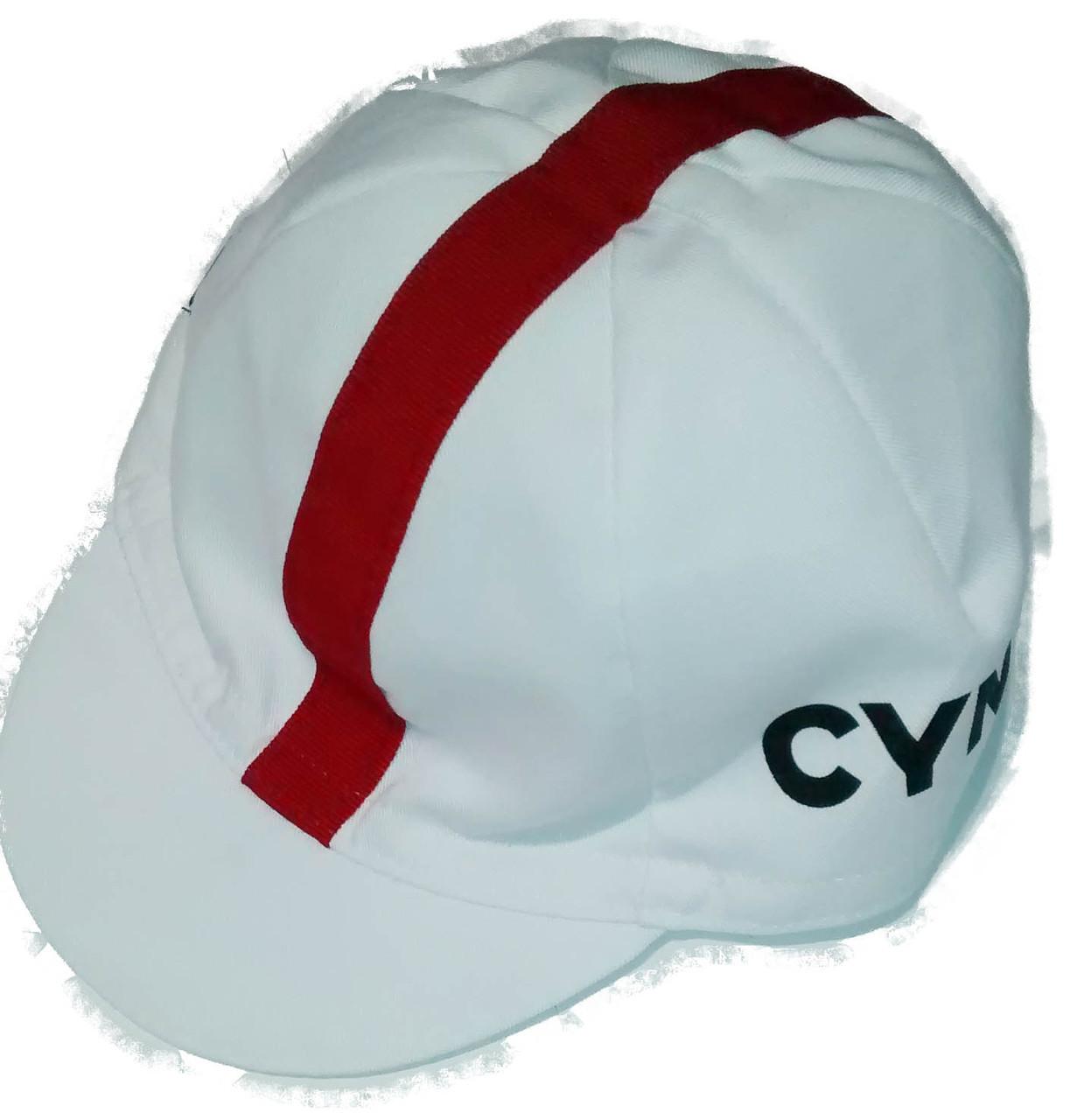 Cynar Retro White Cyling Cap
